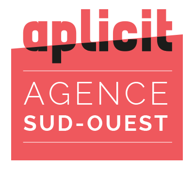 Aplicit Agence Sud-Ouest Logo