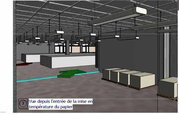 Screen BIM gestion du patrimoine